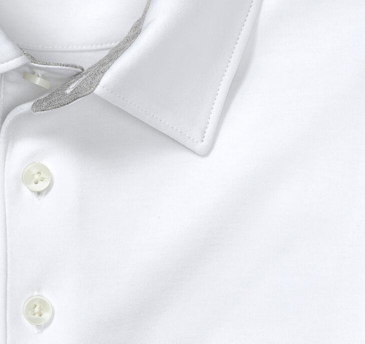 Liquid Cotton Solid Polo