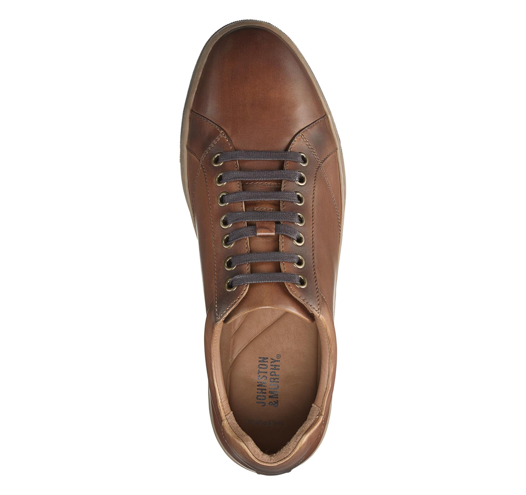 Johnston & Murphy Fenton Lace Shoe wGUIMmujyX