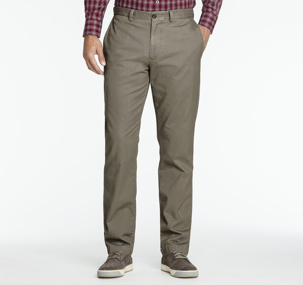 Slim Fit Garment Washed Chino Details | Tuggl