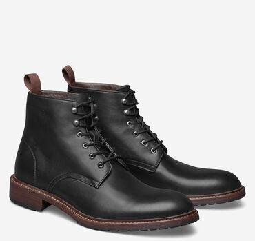 Knox Plain Toe Boot