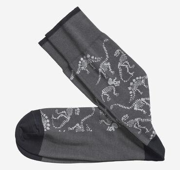 Dino Bones Socks