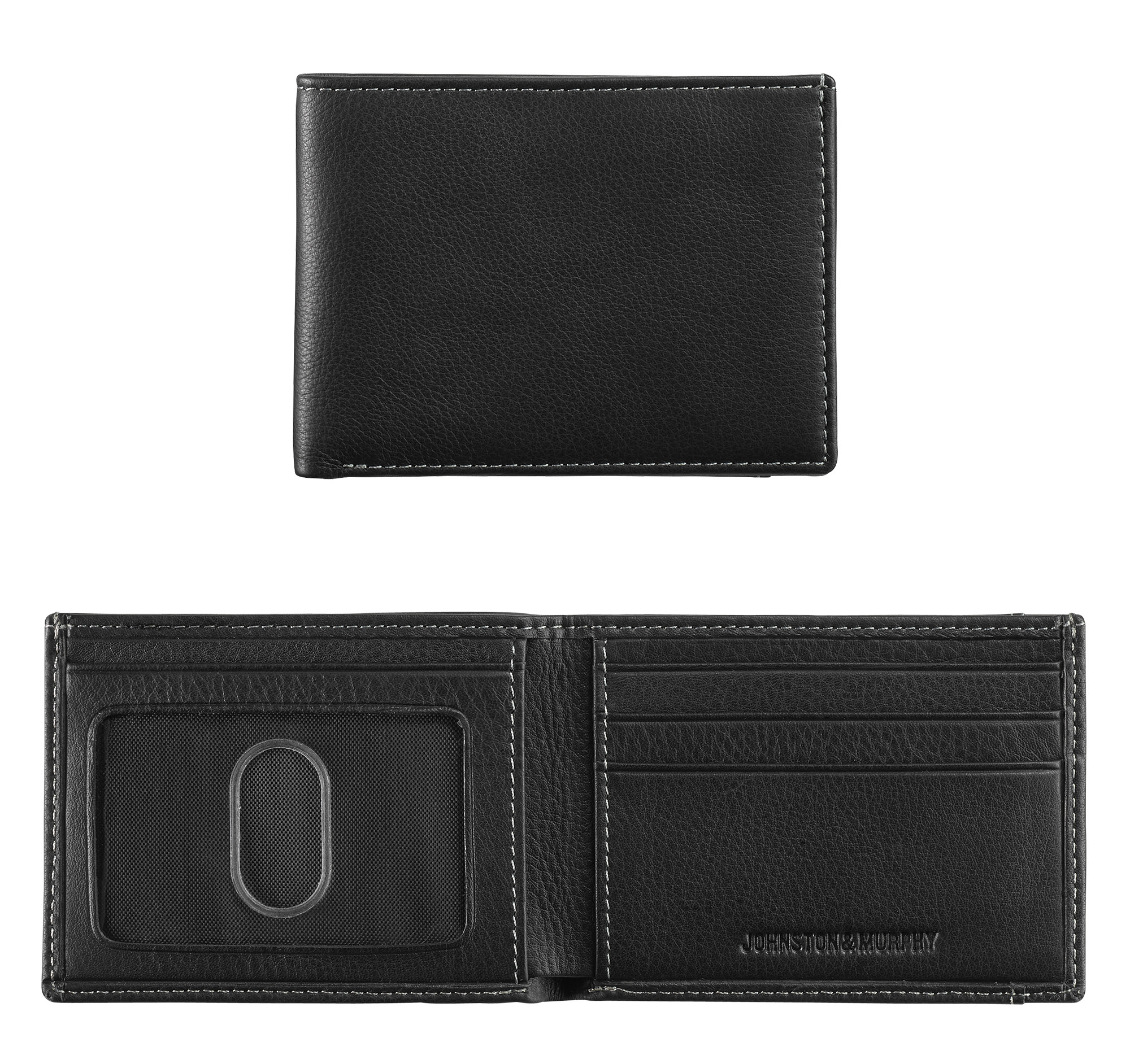 Johnston & Murphy Super Slim Wallet