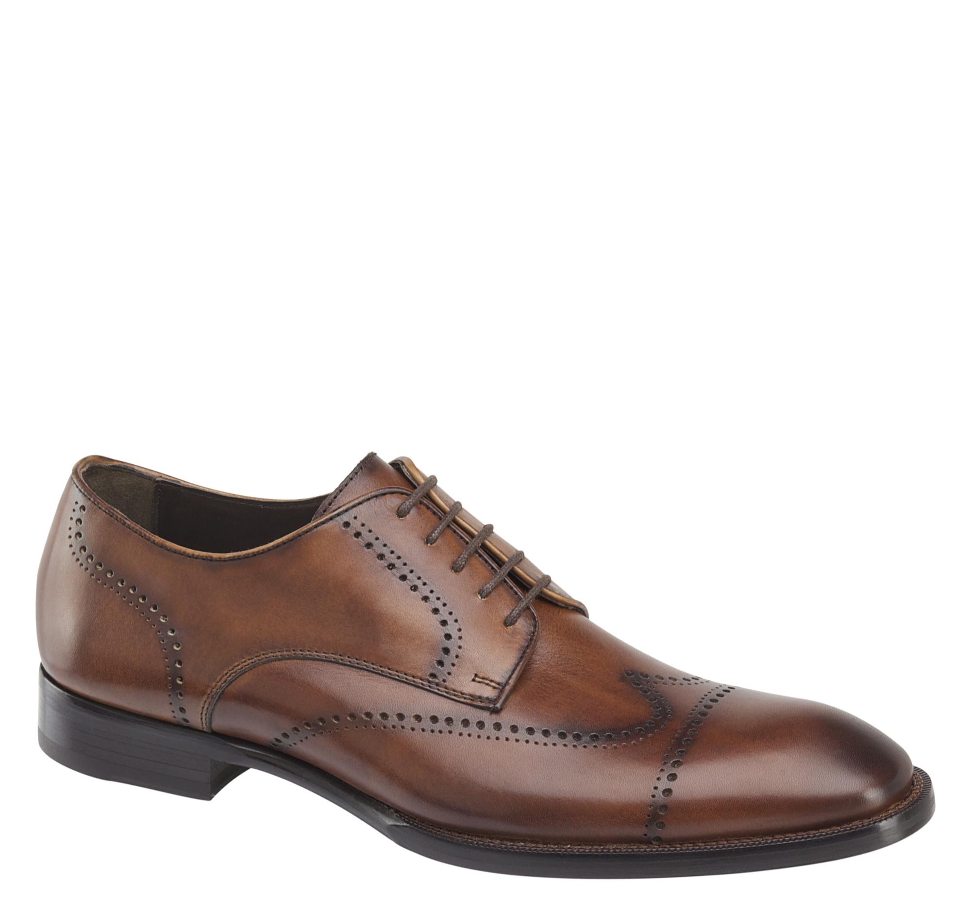 Wingtip Tap Shoes Men