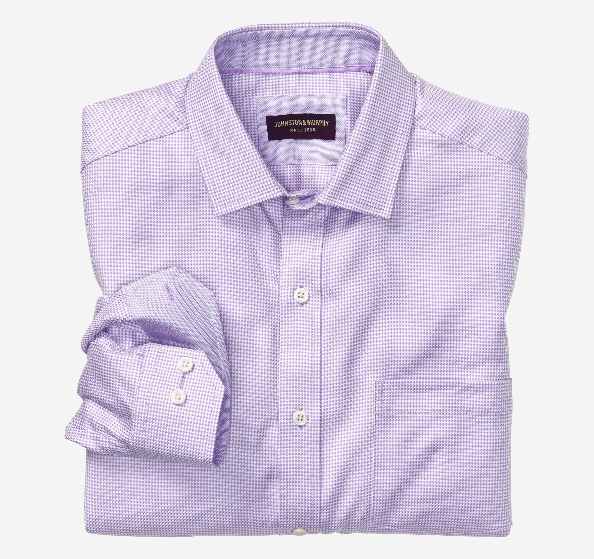Arrow Neat Dress Shirt Johnston Murphy