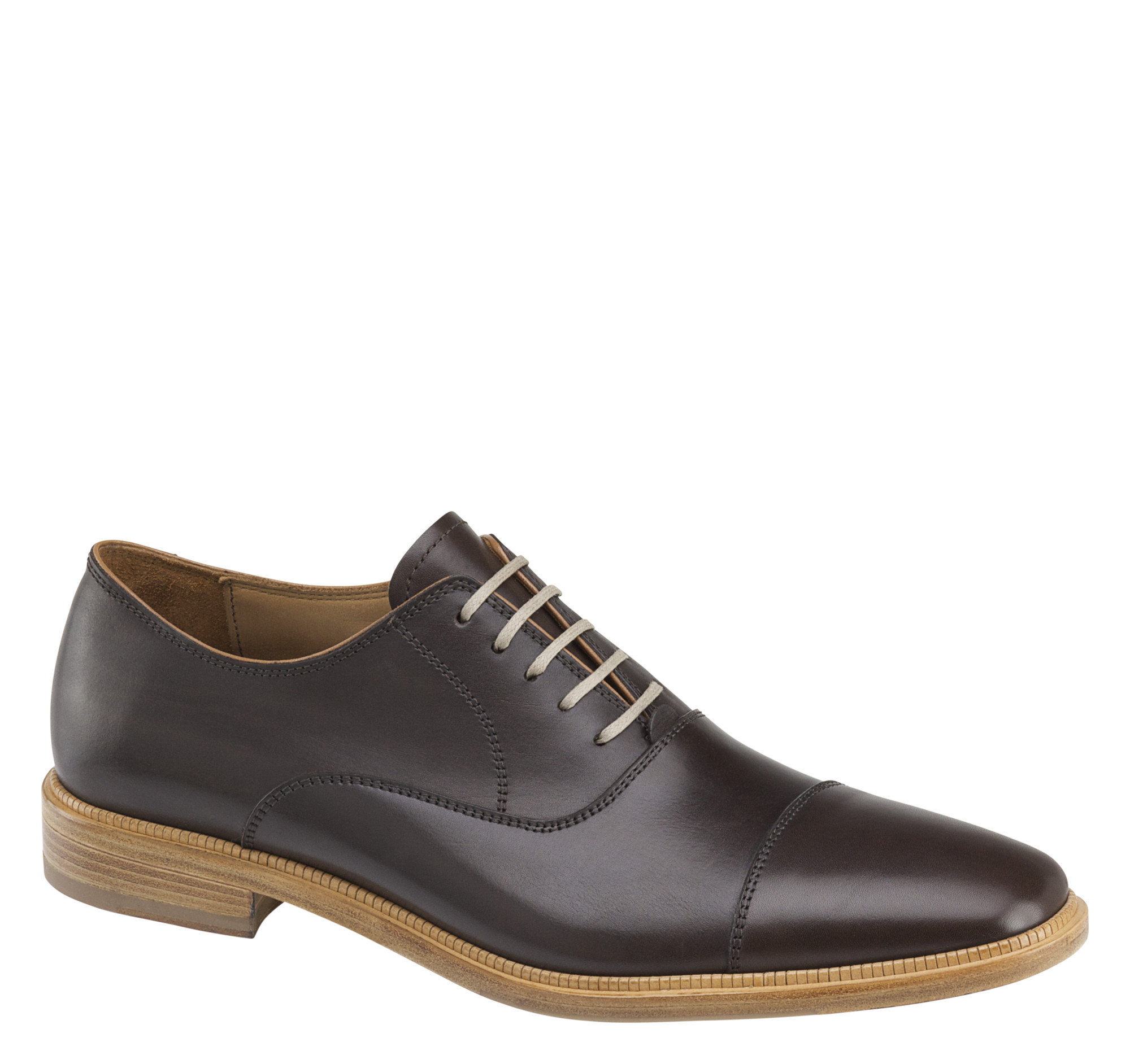 Johnston & Murphy Whitman Cap Toe Shoes