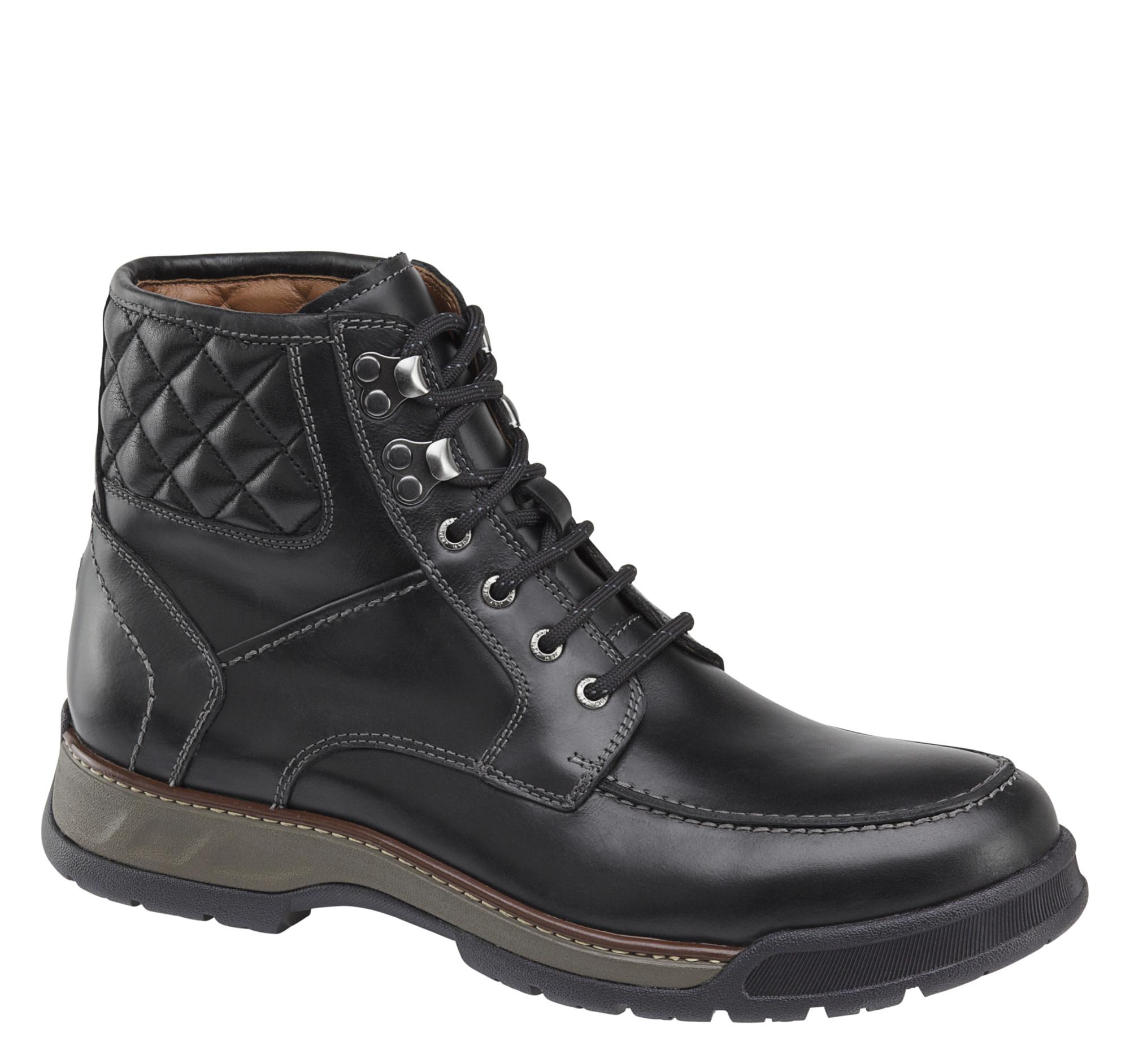 Johnston Murphy Men S Boots Menstyle Usa