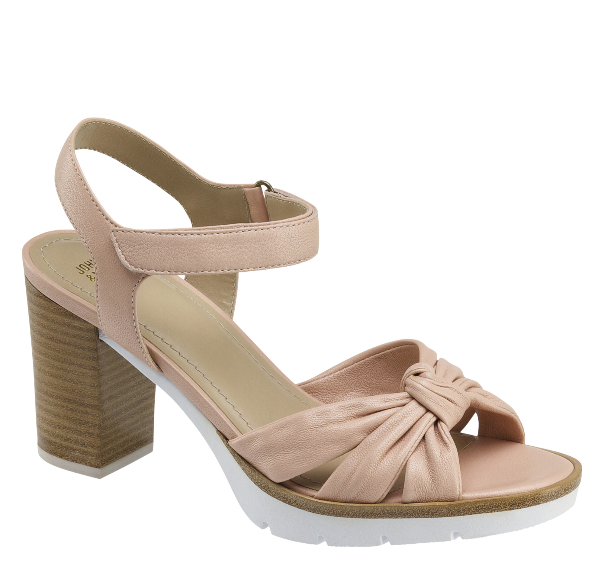 Johnston & Murphy Kaci Ankle Strap Sandal