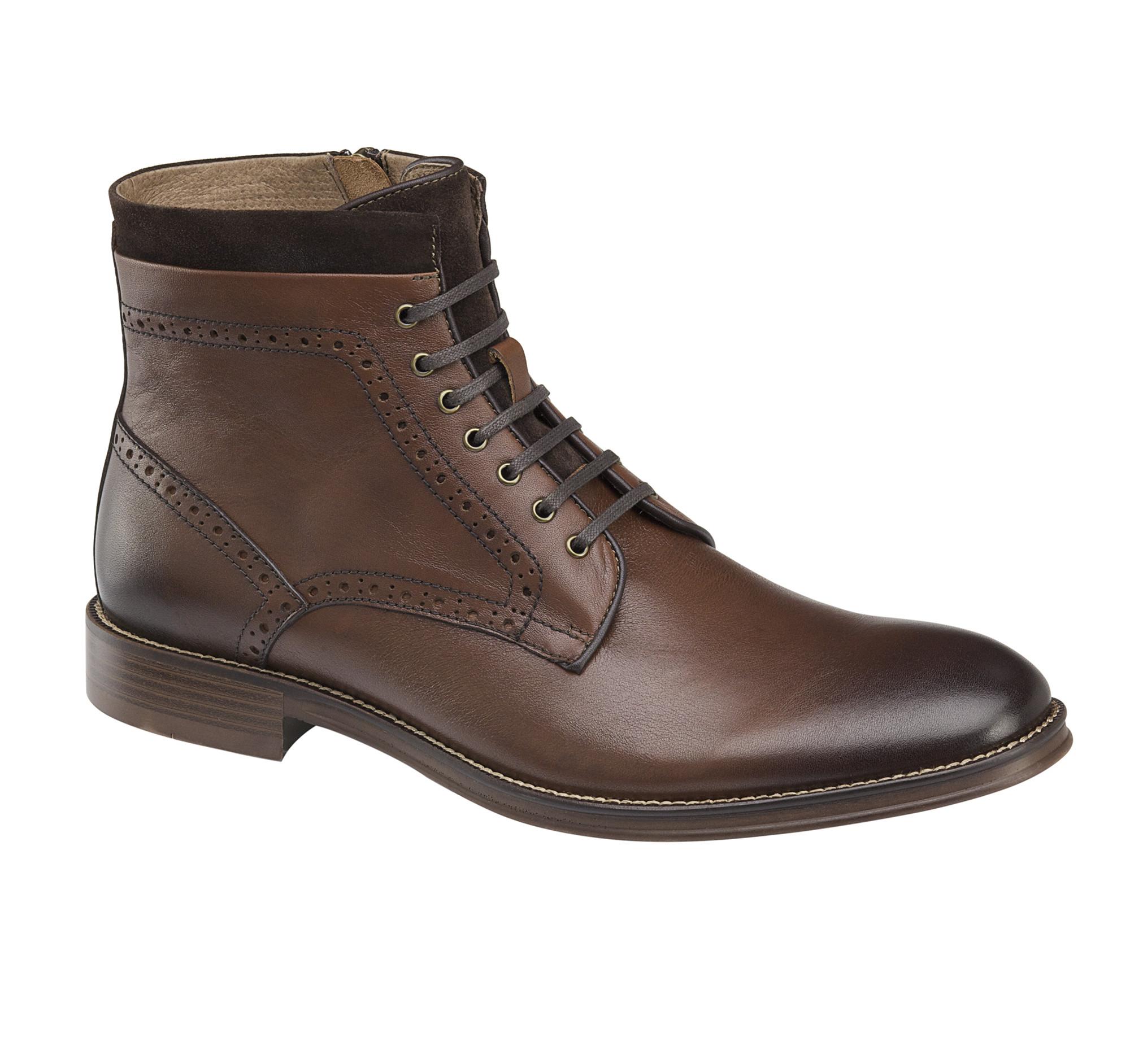 Johnston & Murphy Grayson Zip Boot