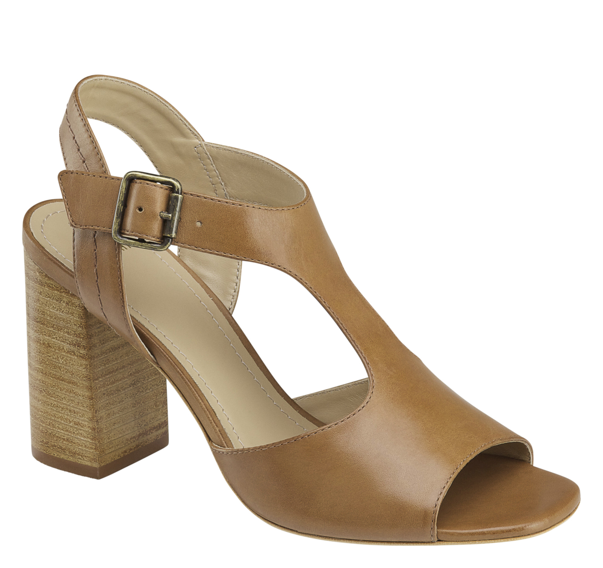 Johnston & Murphy Lacy T-Strap Sandal