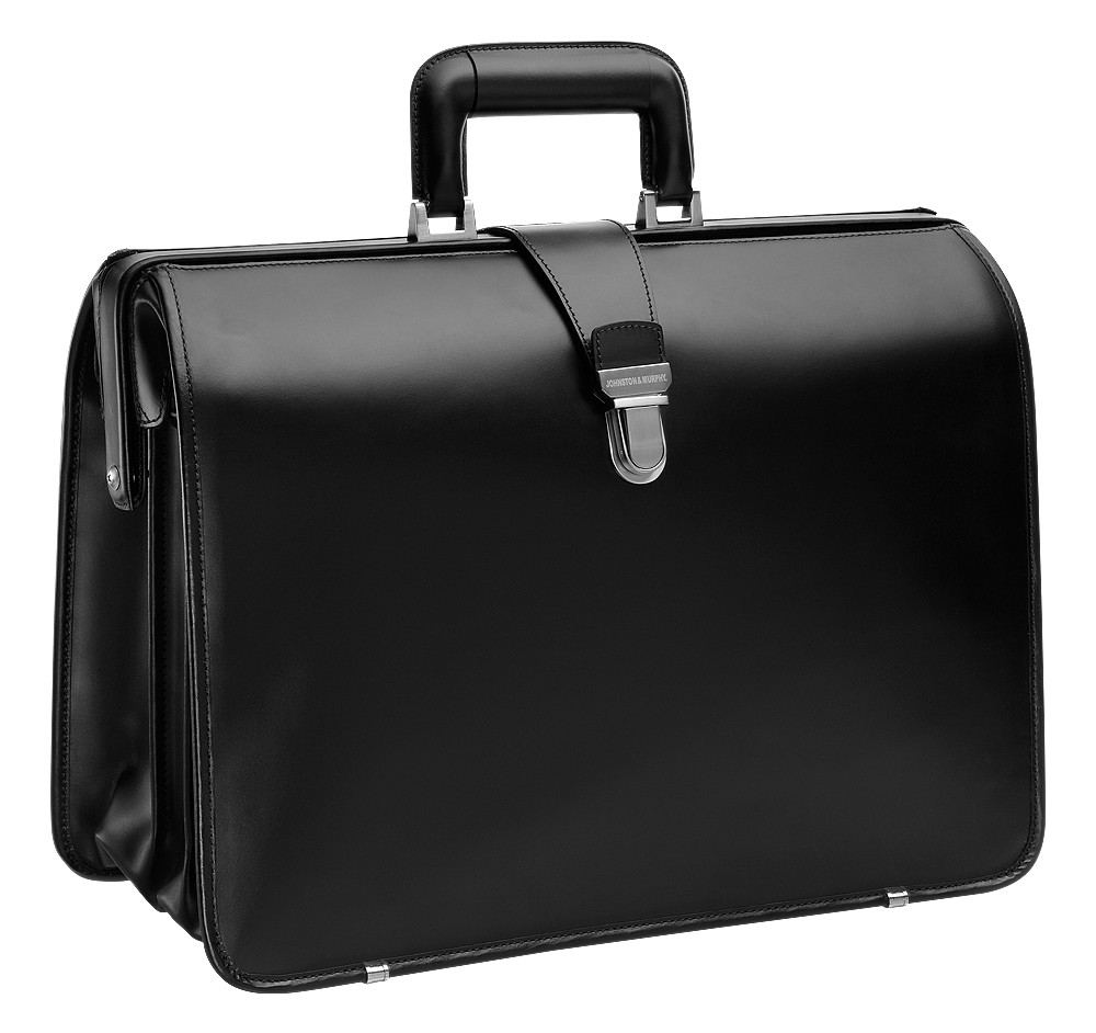 Briefe Case : Lawyer s briefcase johnston murphy
