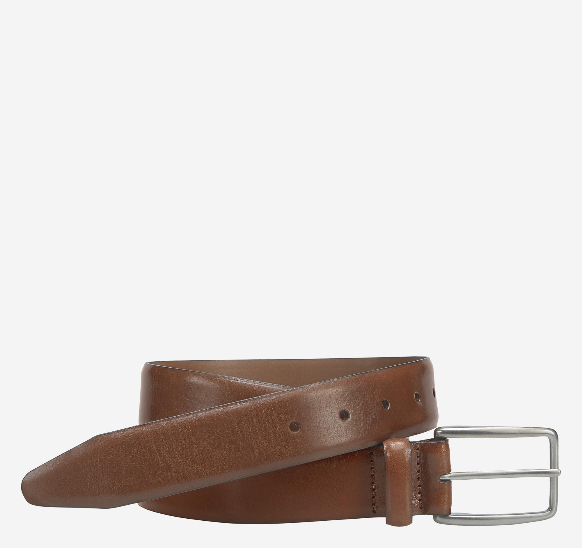Johnston & Murphy Vintage Dress Belt