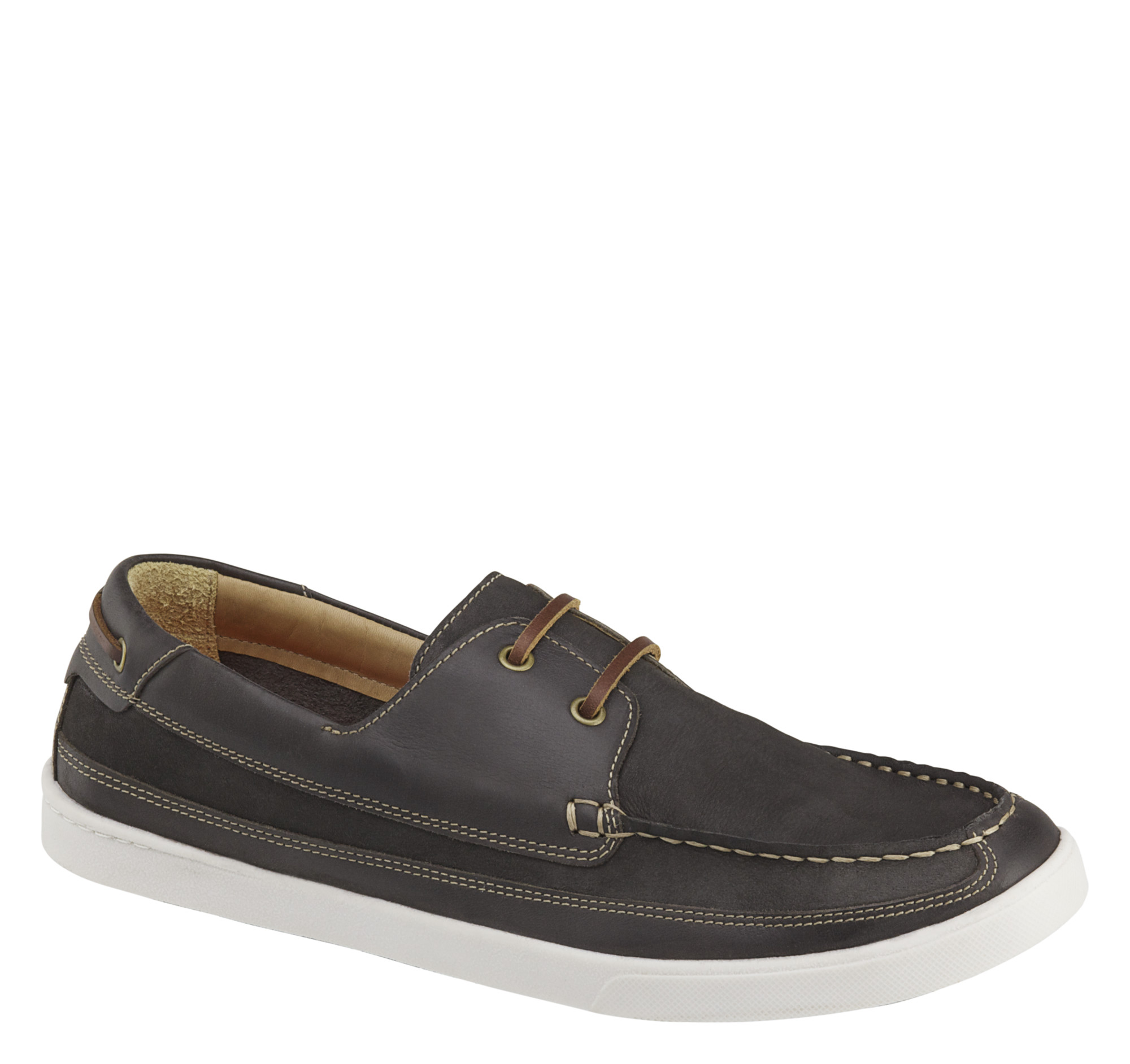 Johnston & Murphy Quinton Boat Shoe