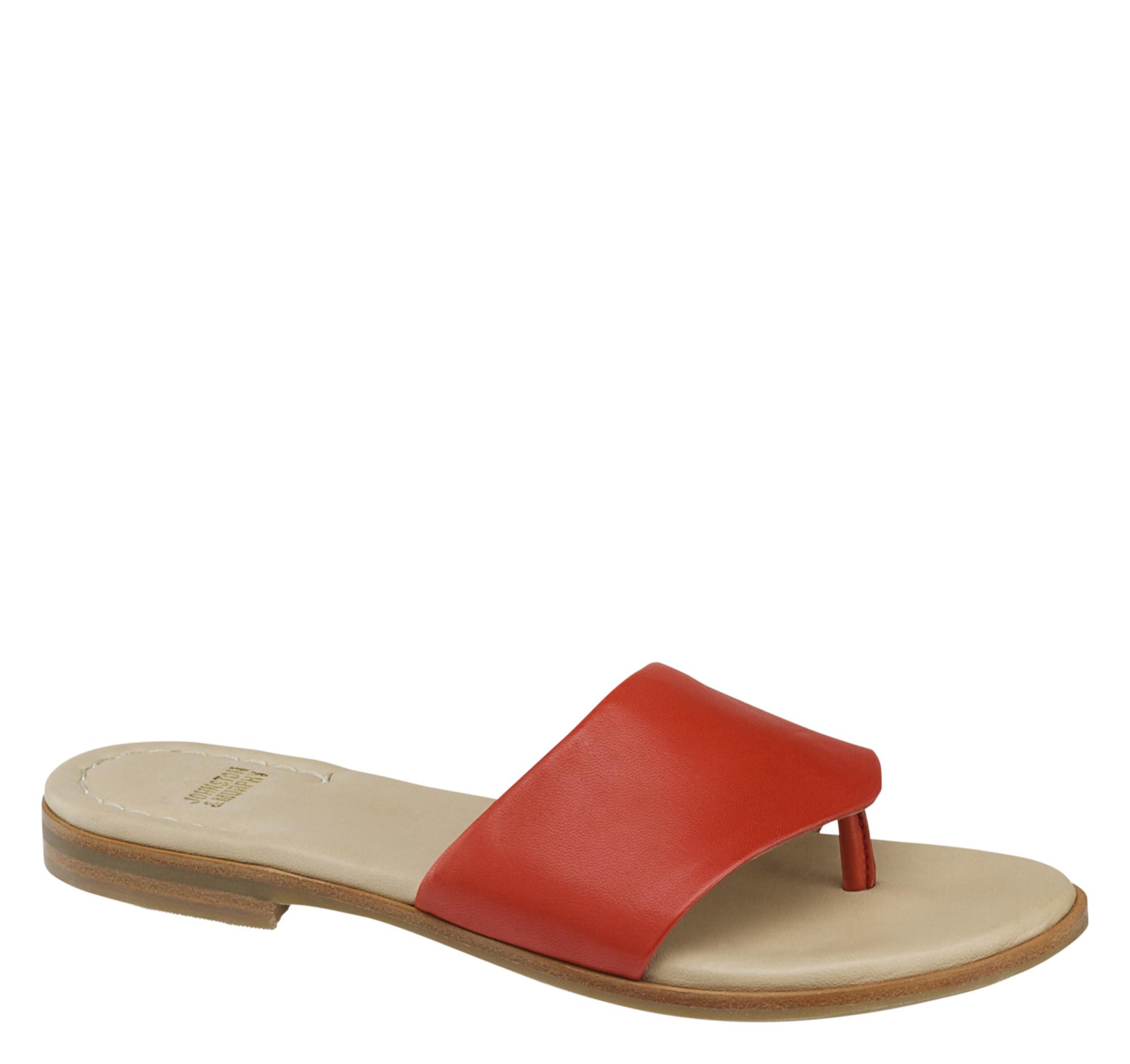 Johnston & Murphy Raney Thong Sandal