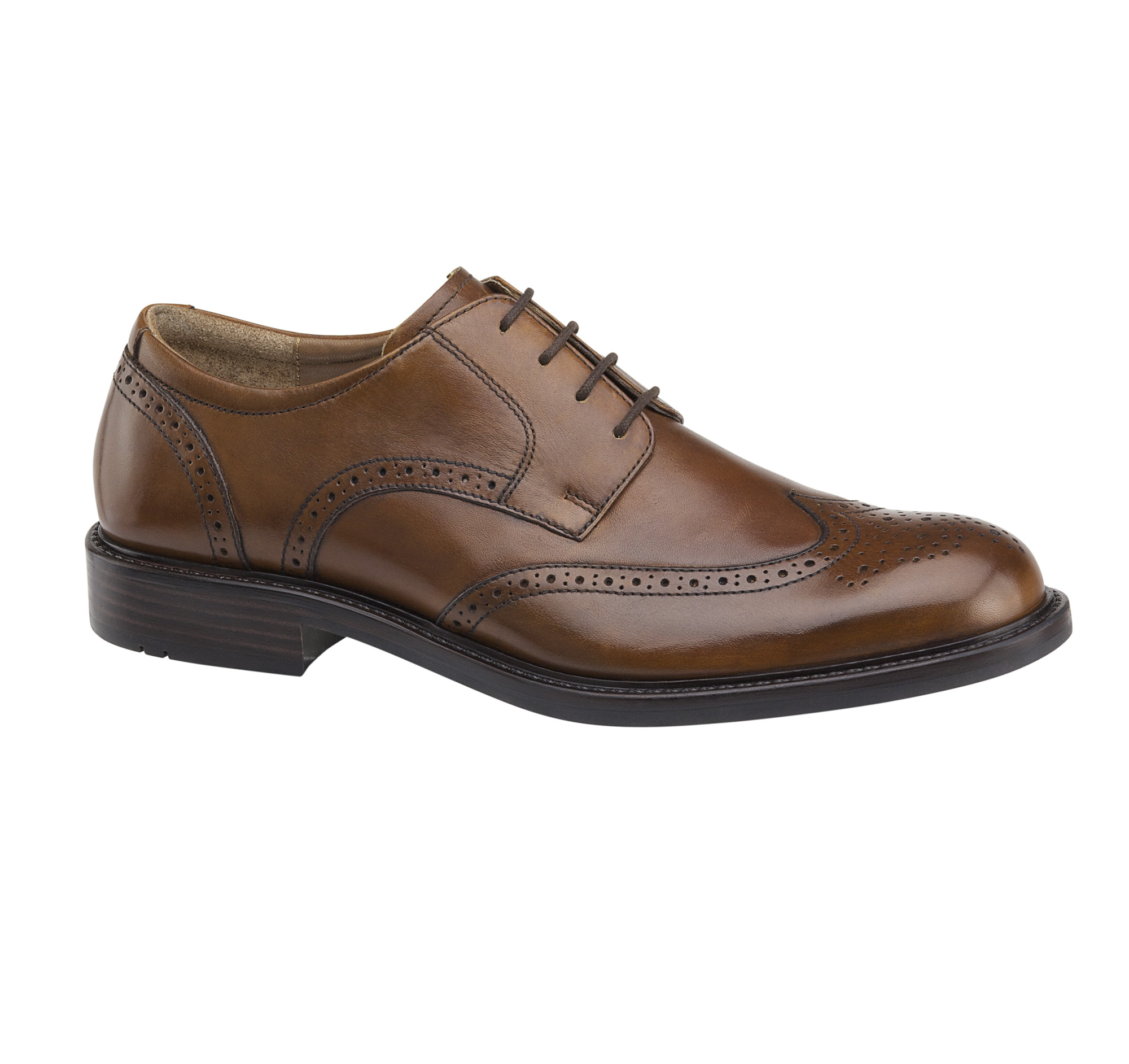 Johnston & Murphy Men's Tabor Wing Tip Oxfords Men's Shoes EYlWs5Xb