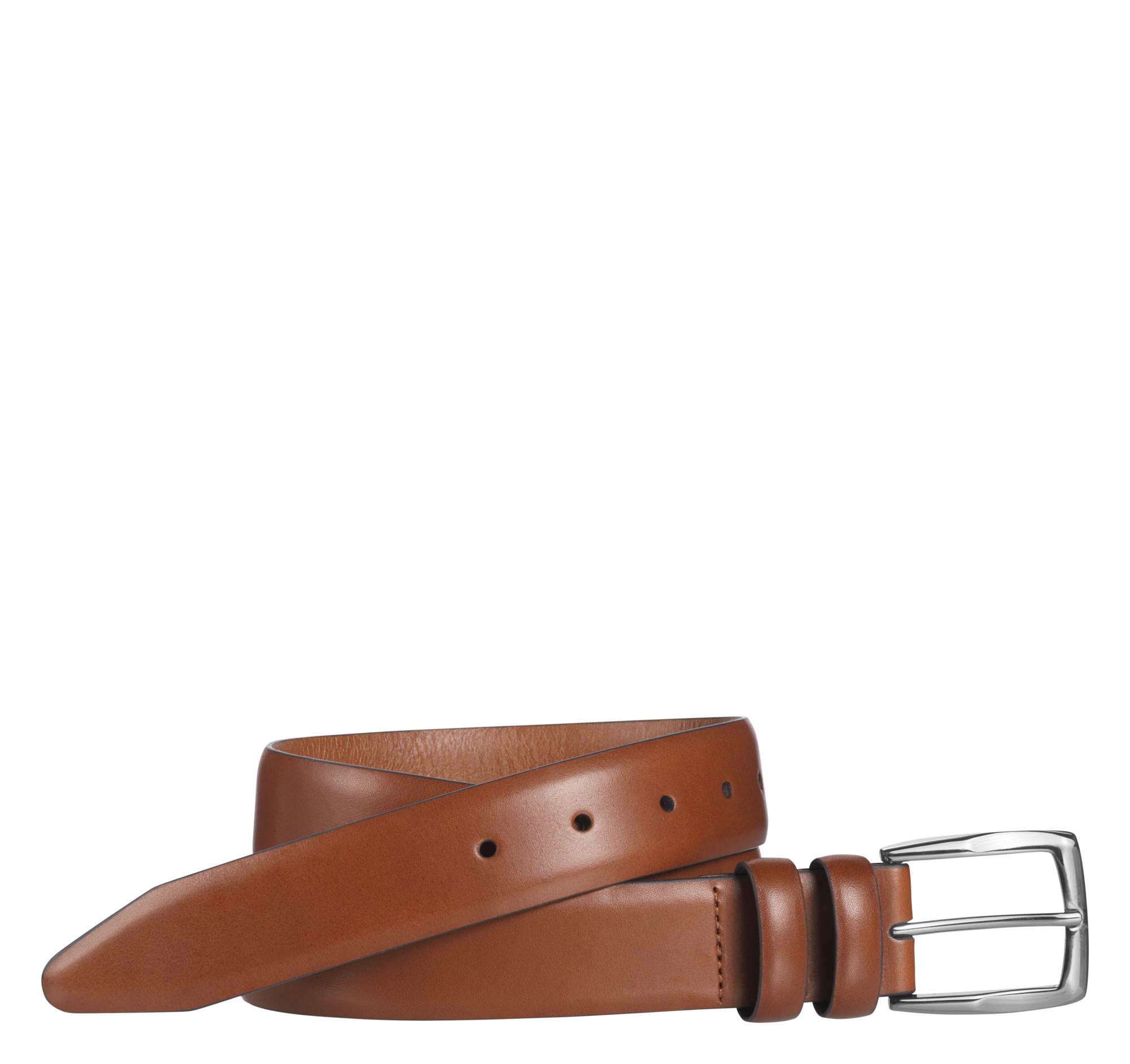 Johnston & Murphy Feather-Edge Belt