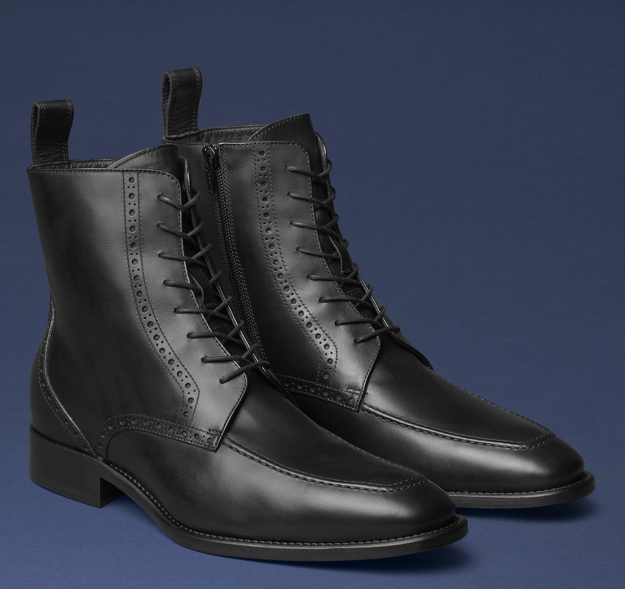 Johnston & Murphy Cormac Moc-Toe Boot