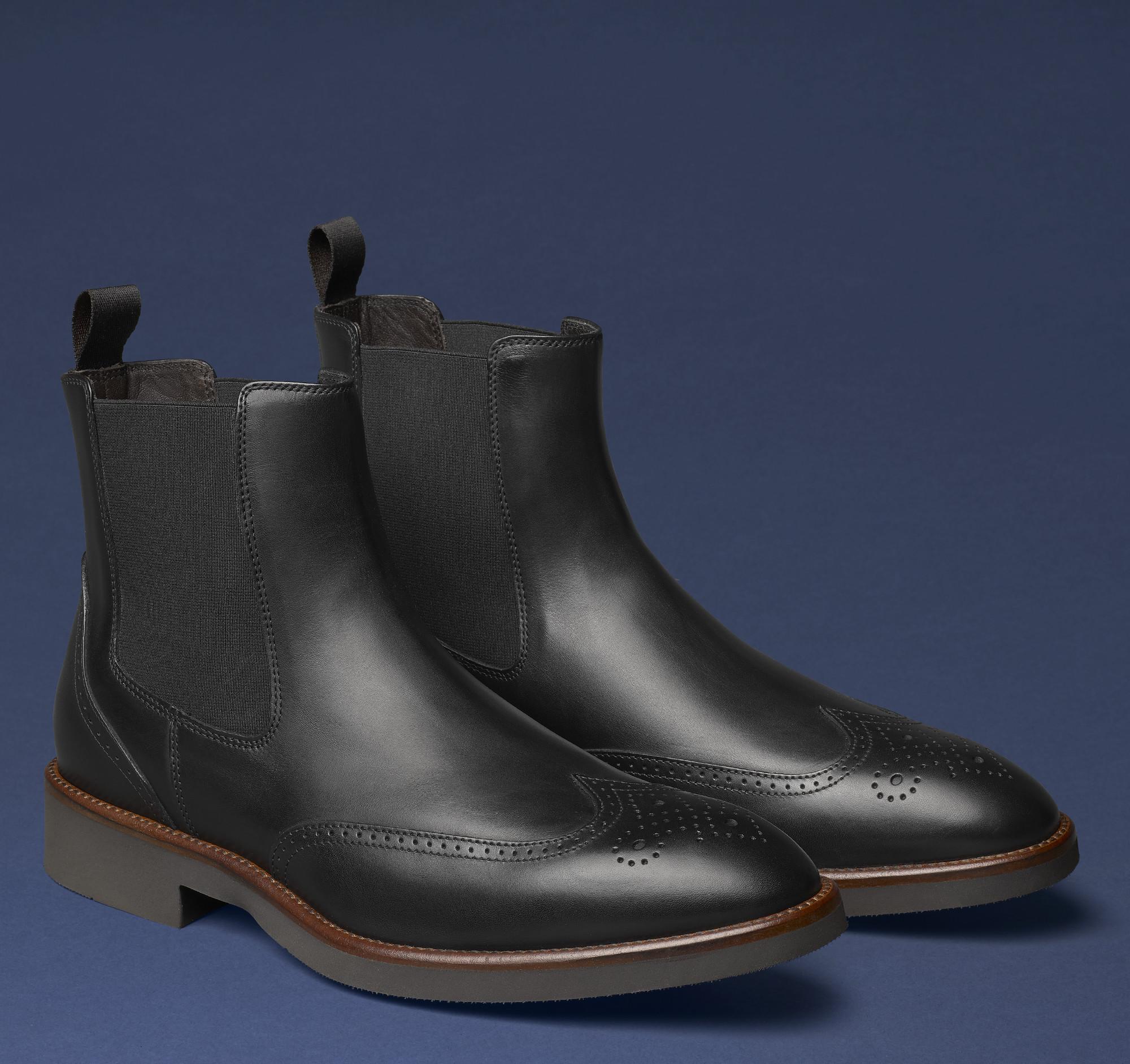 Johnston & Murphy Ridgeland Chelsea Boot