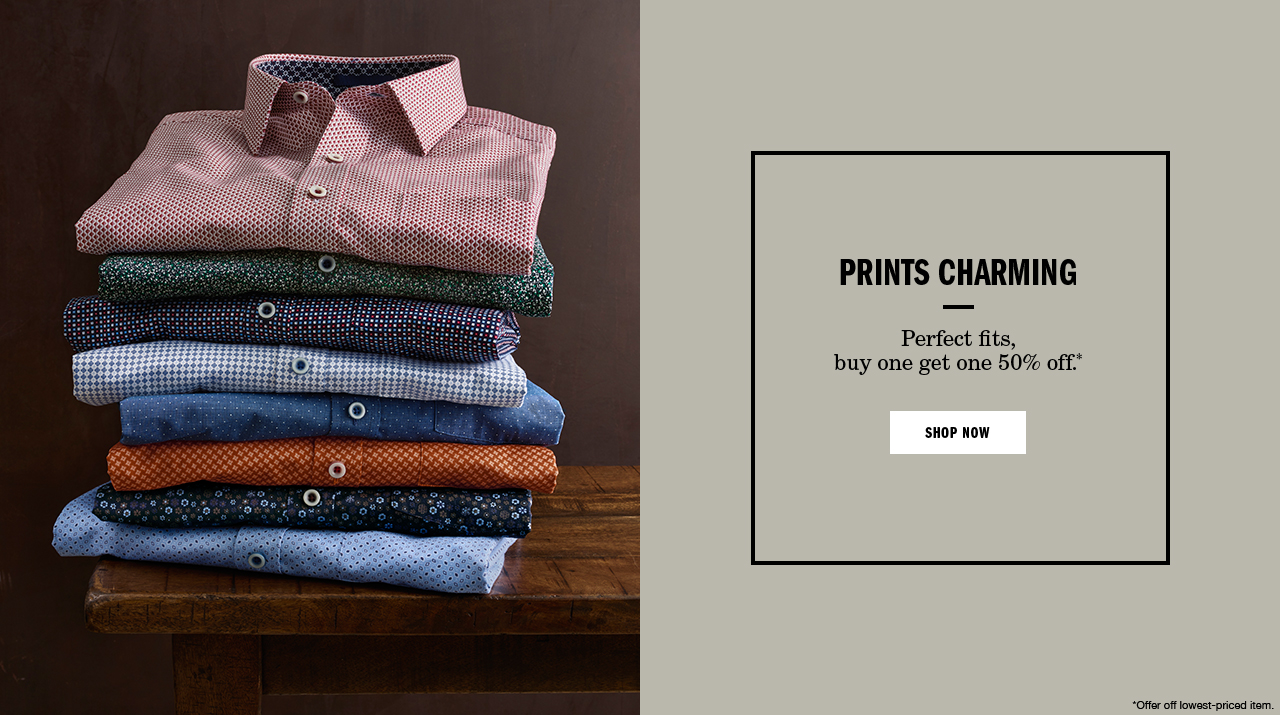 Prints Charming - Shop Shirts
