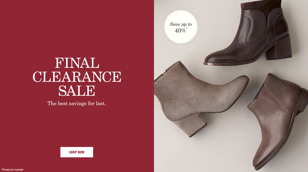Final Clearance Sale Women