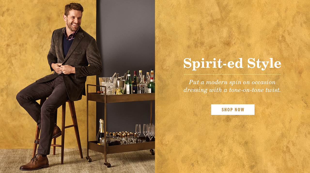Spirit-ed Style