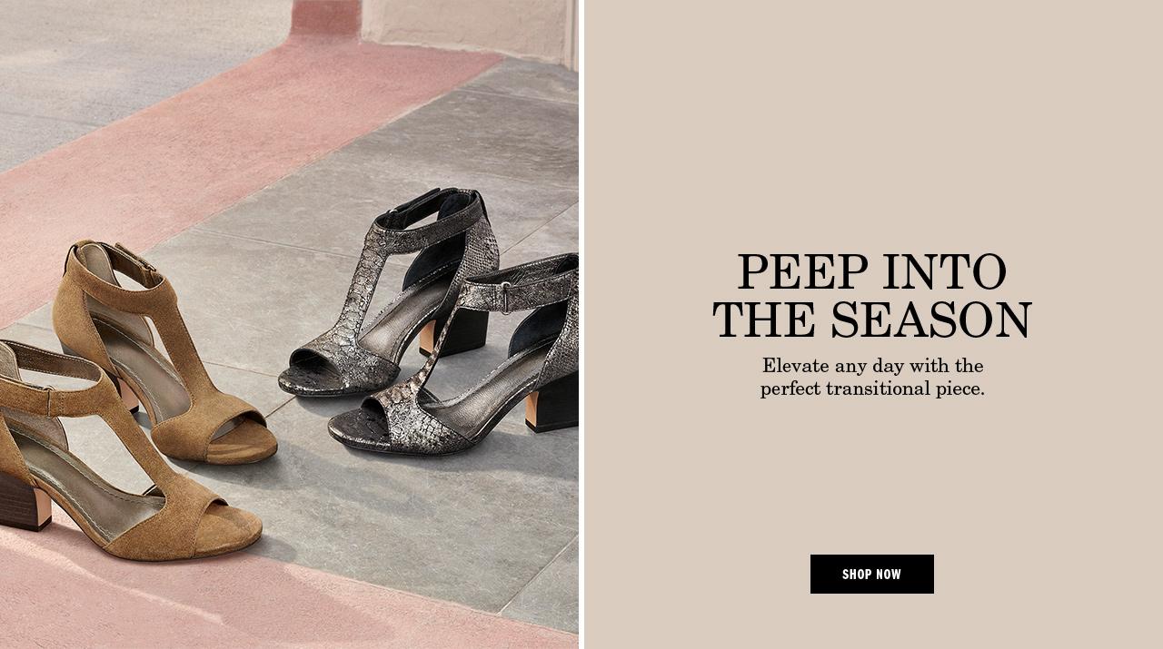 Get Your Kicks. Pave the way with metallics.