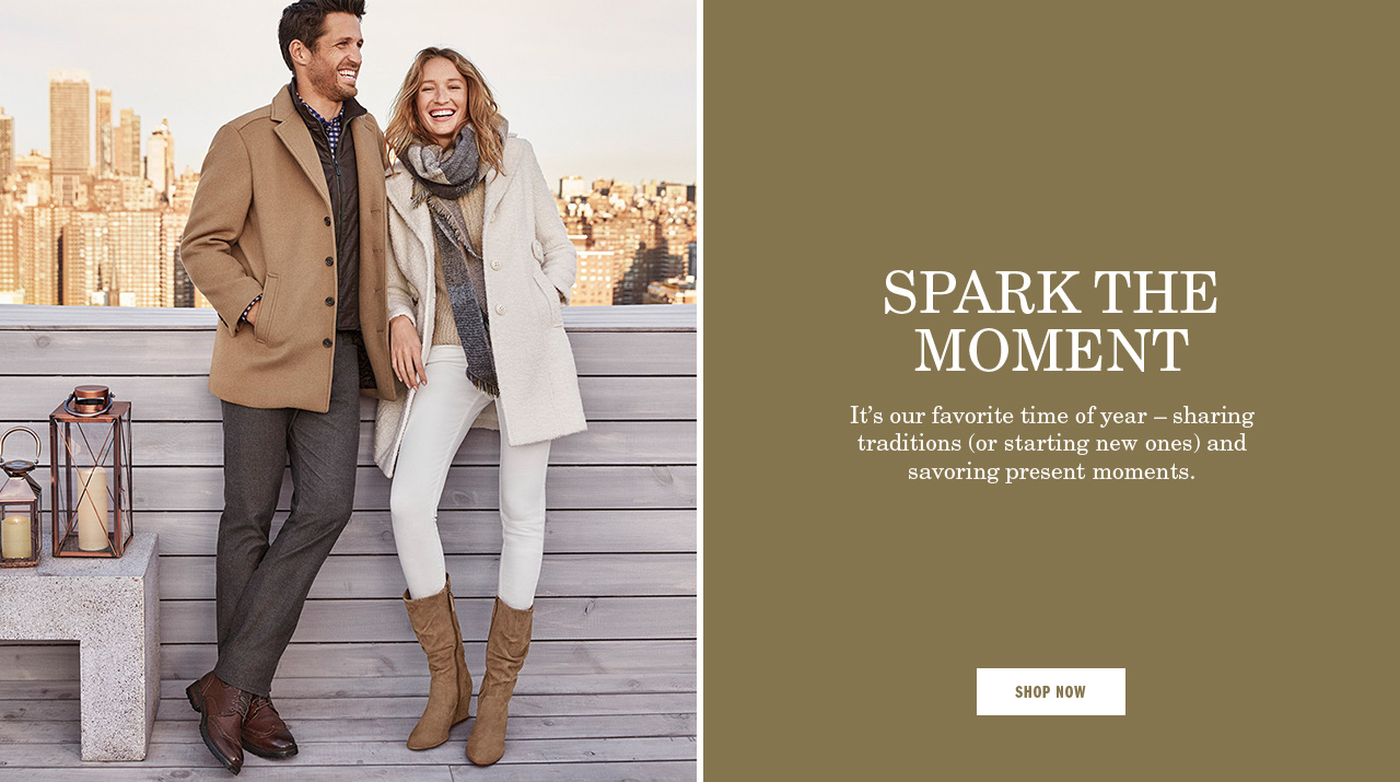 Spark the Moment
