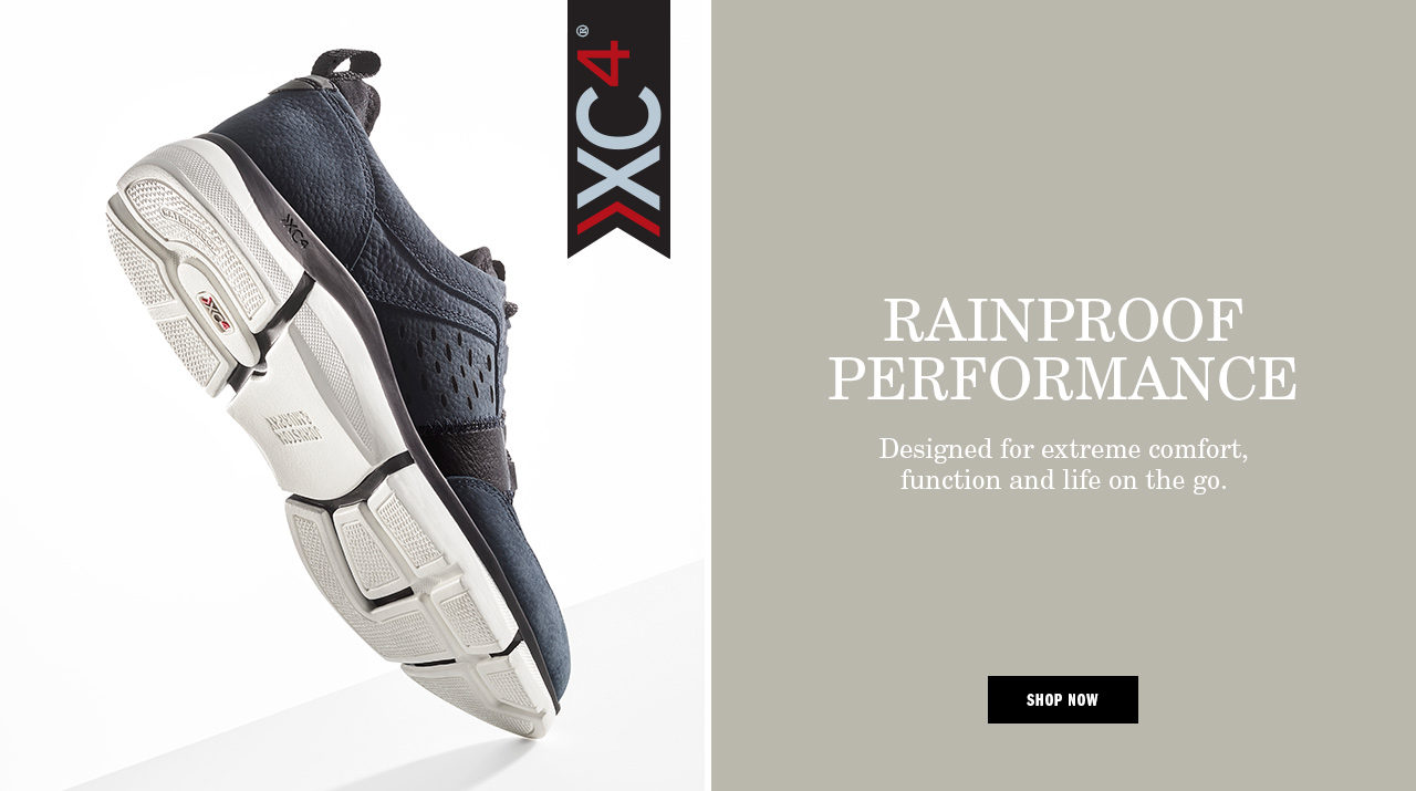 Rainproof Performance - Shop Now
