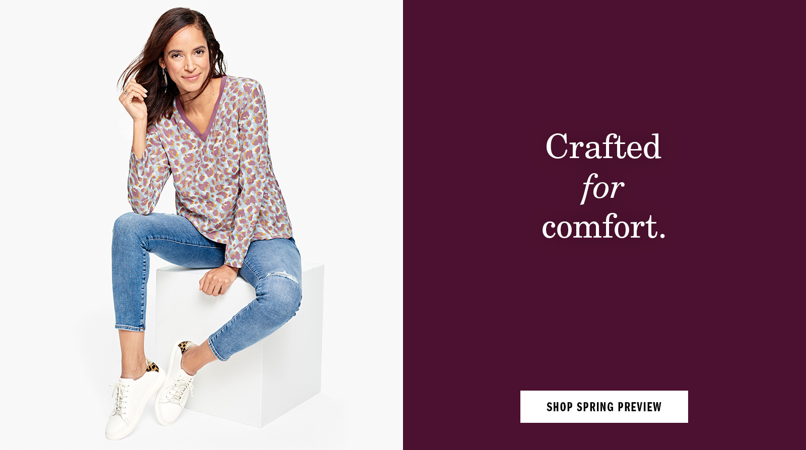 Crafted for comfort. - Shop Women's Shoes and Apparel