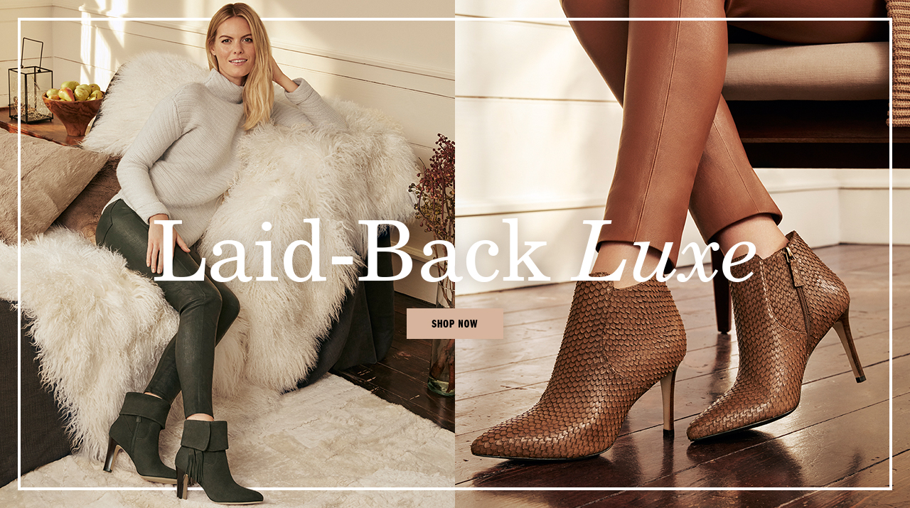 Laid-Back Luxe - Shop Now