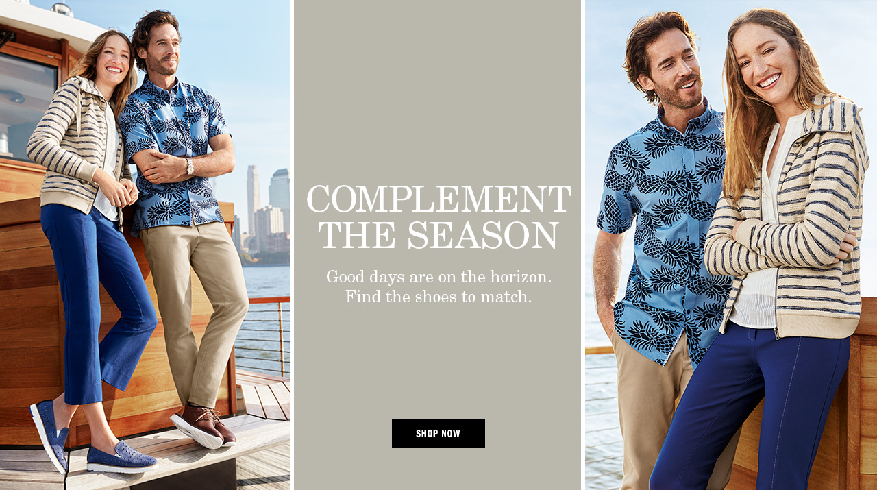 Complement the Season