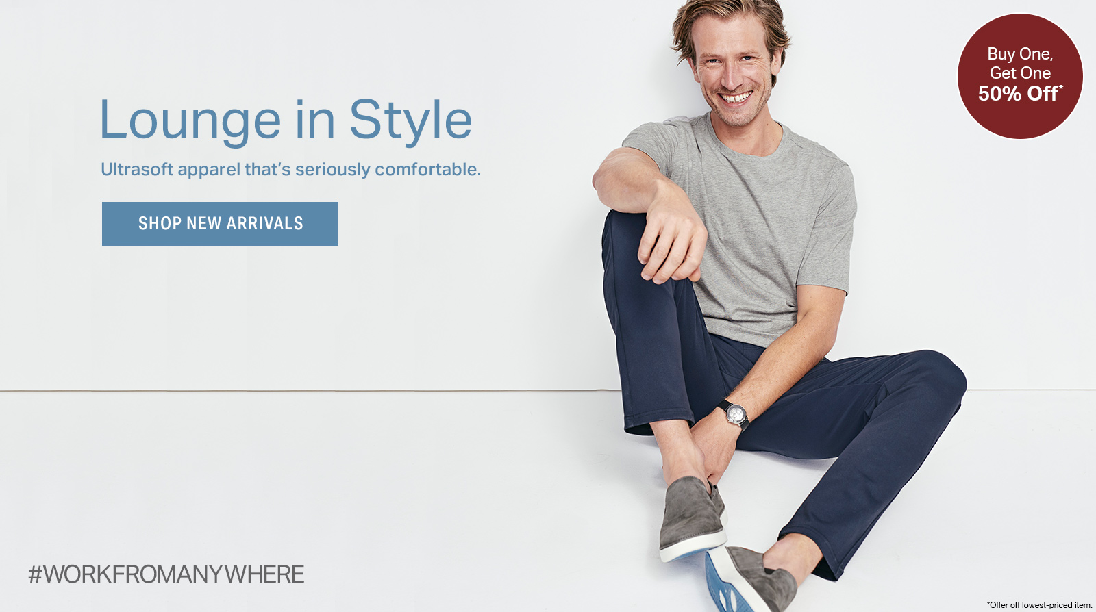 Shop Men's Loungewear