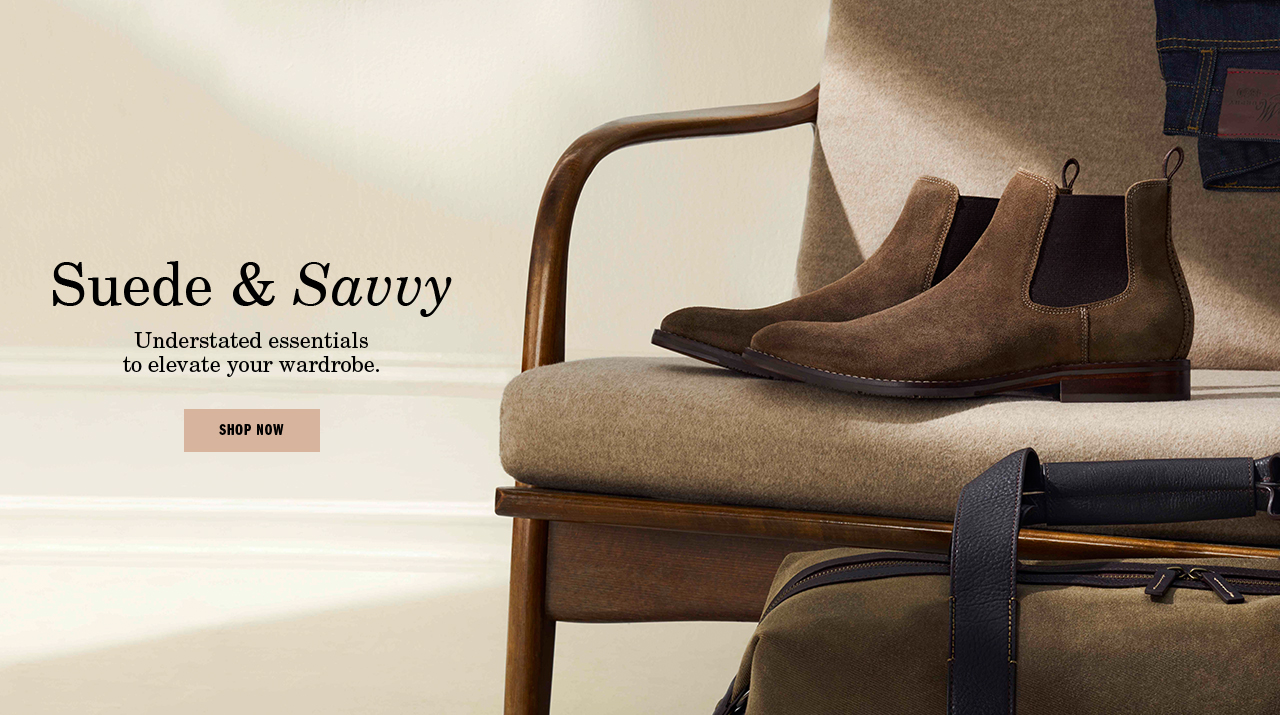 Suede and Savvy - Shop Now