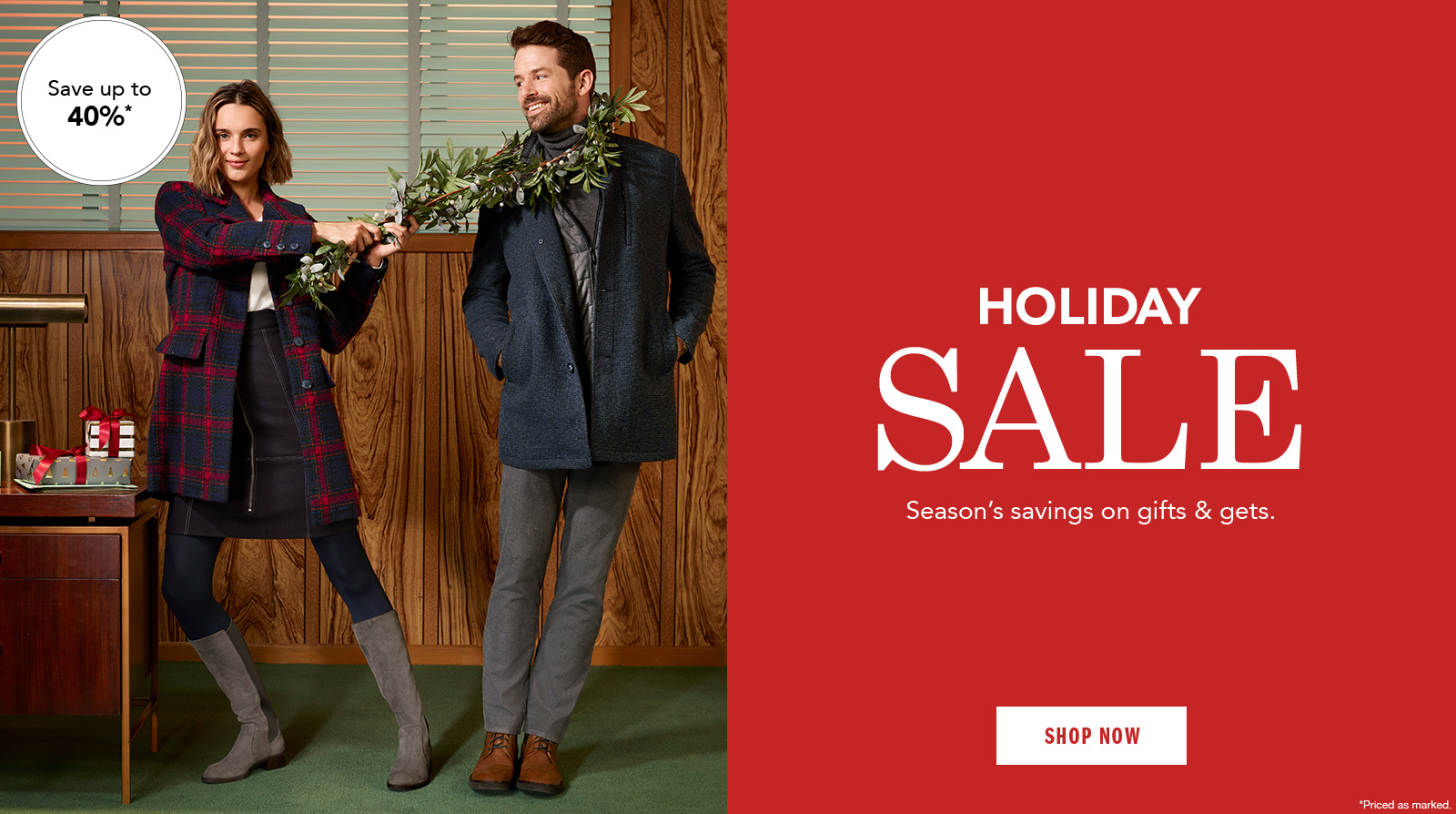 Make Way for Merry - Shop Holiday Shoes and Apparel