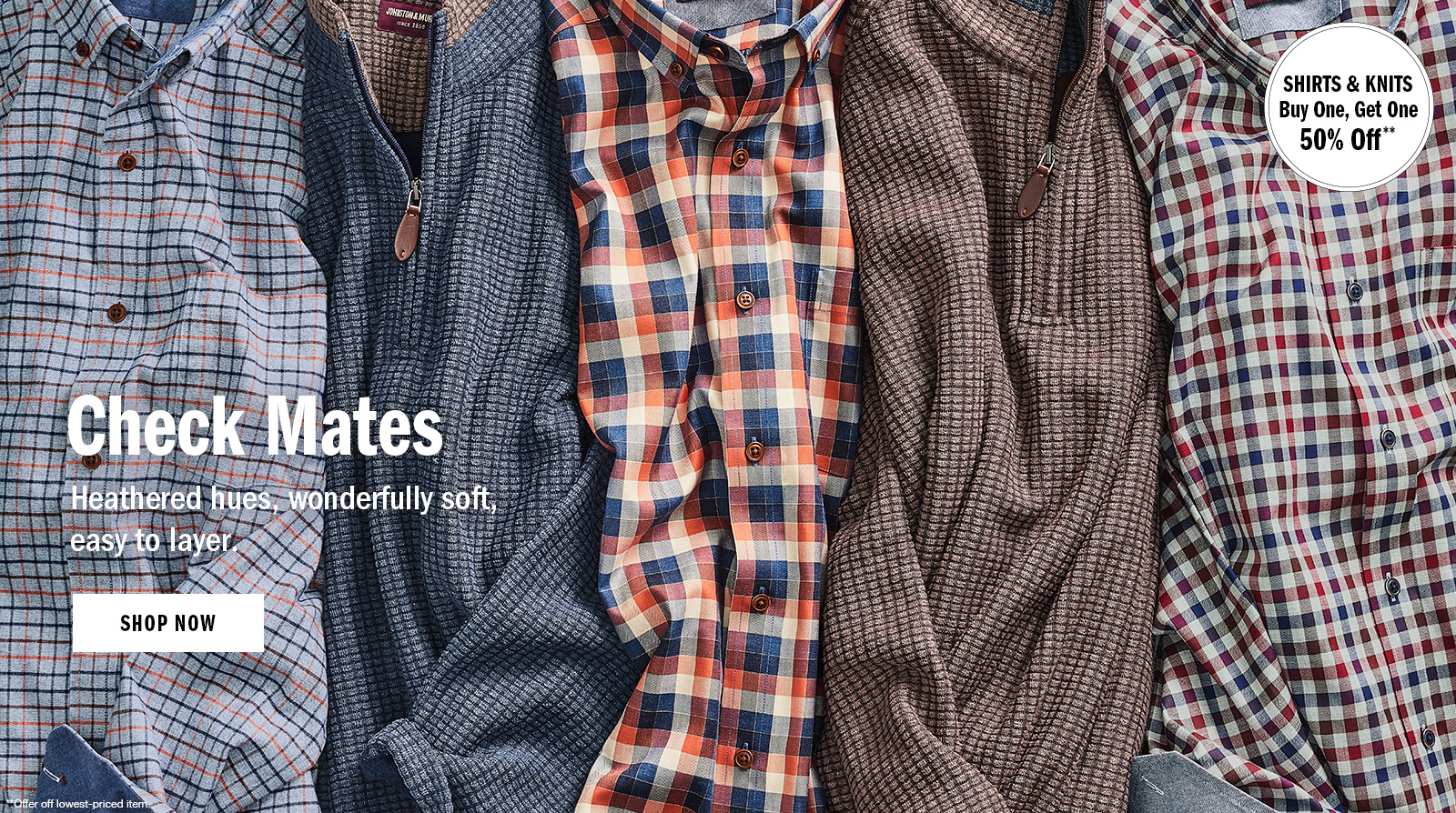 Men's Shirts and Sweaters BOGOHO