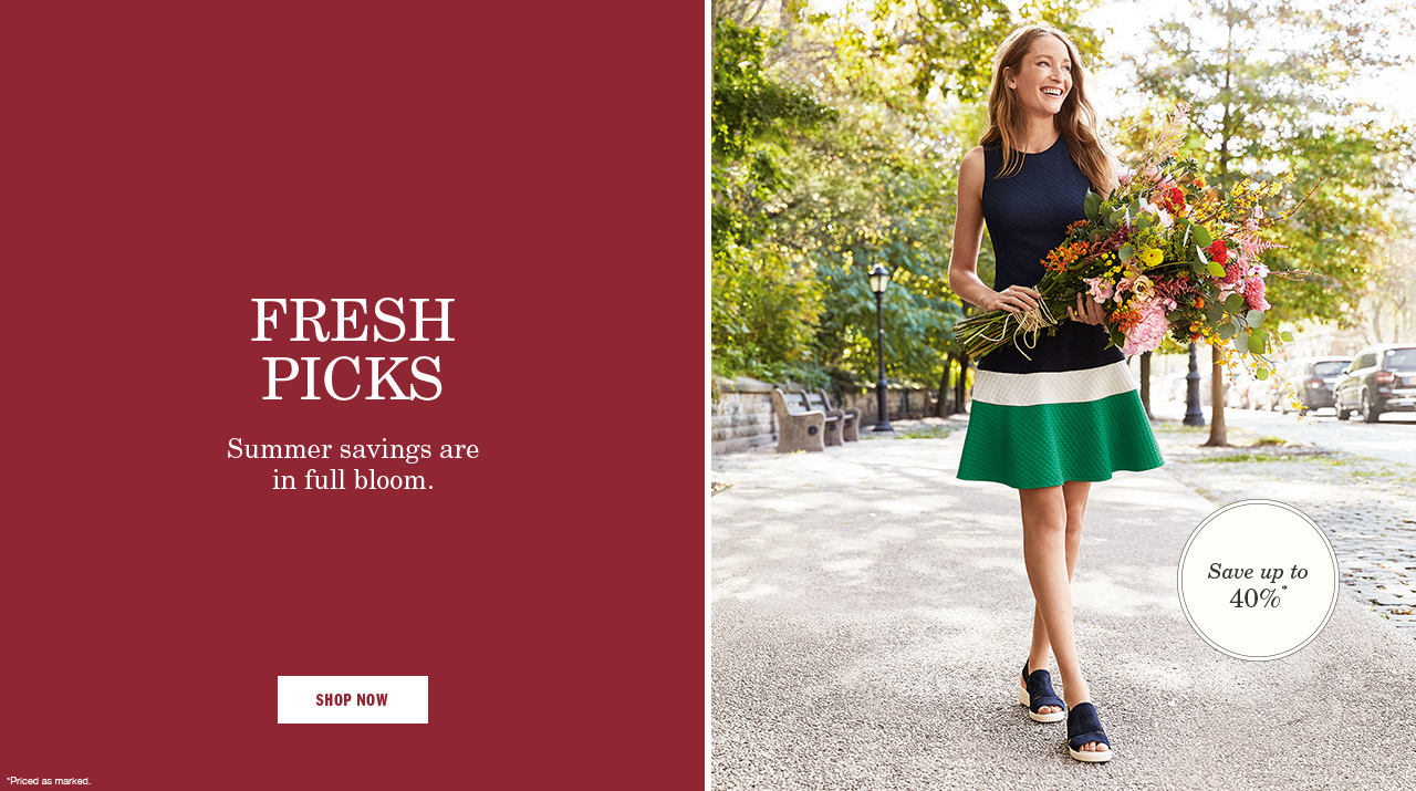 Fresh Picks - Shop Now