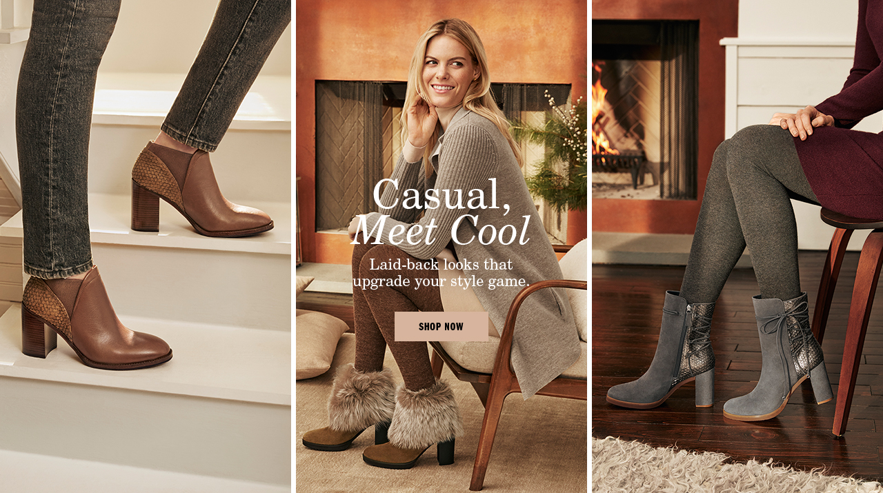 Casual, Meet Cool - Shop Now