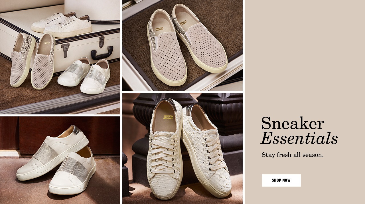 Sneaker Essentials - Shop Women's Sneakers