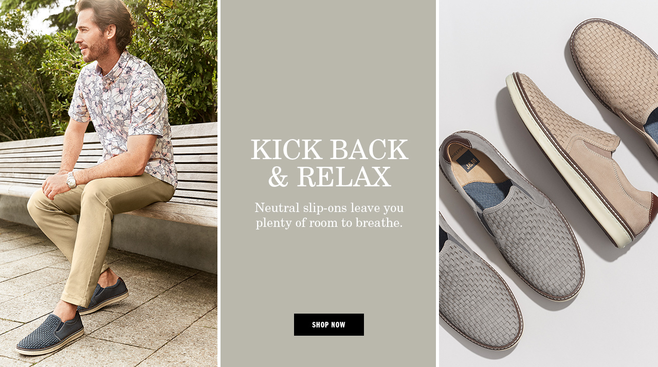 Kick Back and Relax - Shop Now