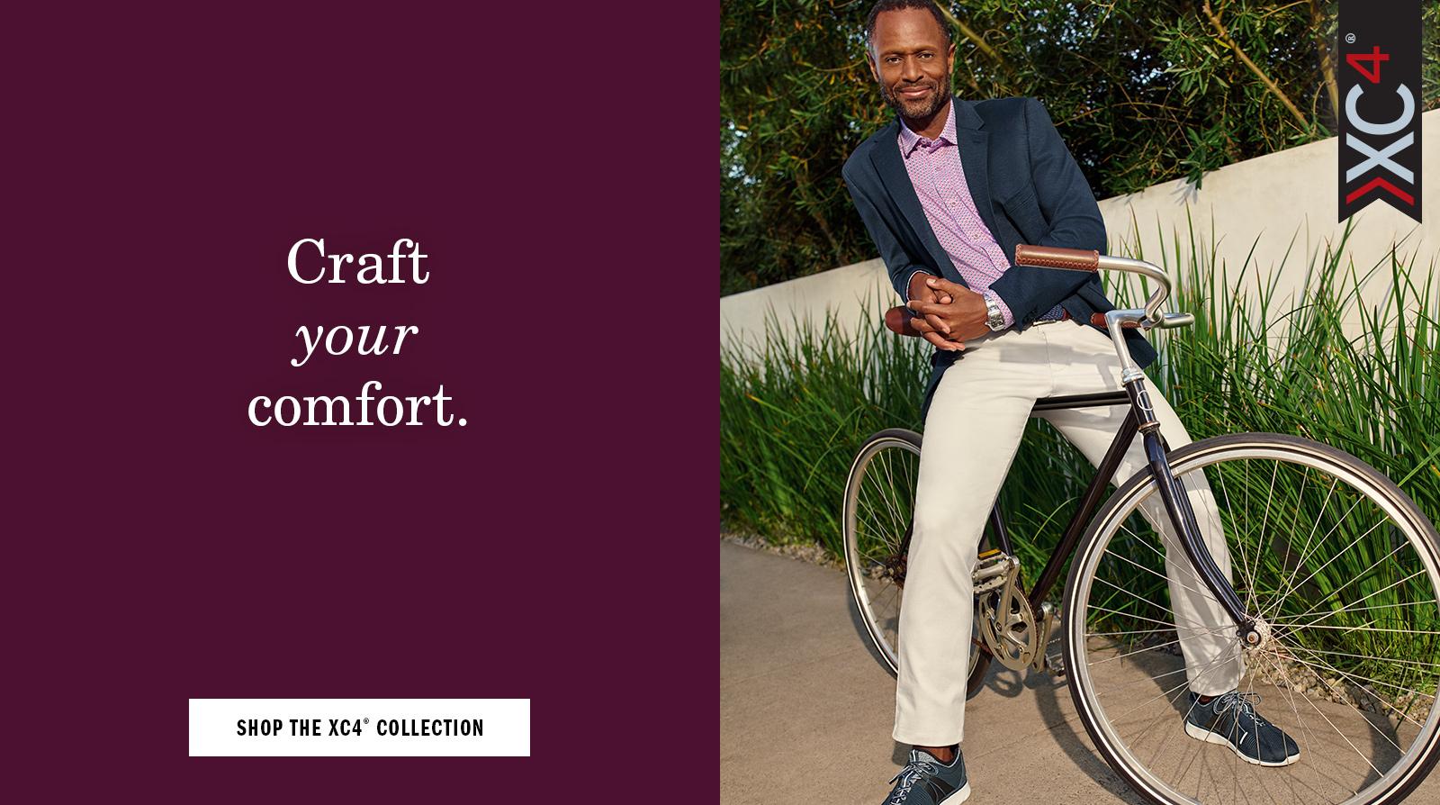 Craft your comfort - Shop Men