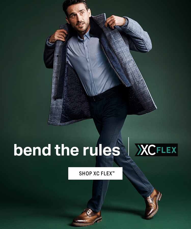 Bend the rules with XC Flex