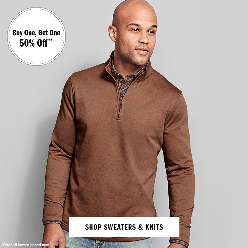 Shop Men's Sweaters and Knits