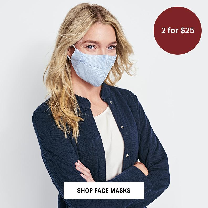 Shop Face Masks