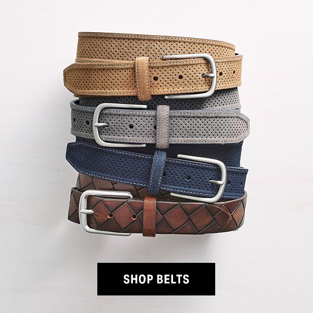 Shop Men's Belts