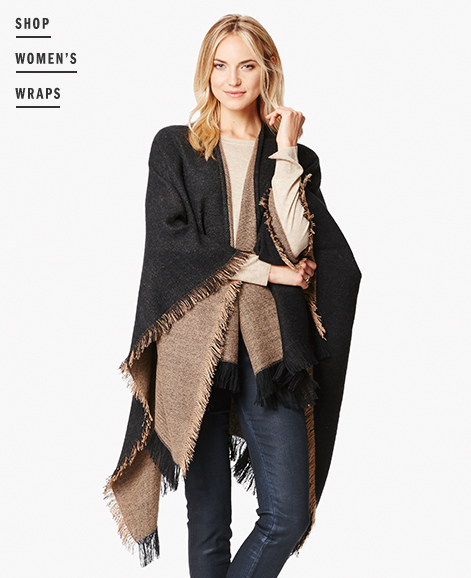 Shop Women's Wraps and Ponchos