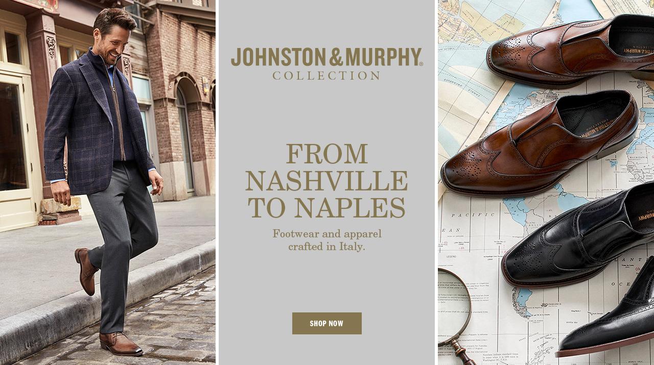 Show Us Your Johnstonmurphy Style