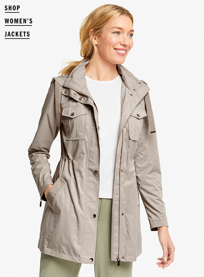Shop Women's Jackets and Vests