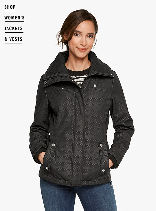 Shop Women's Jackets & Vests