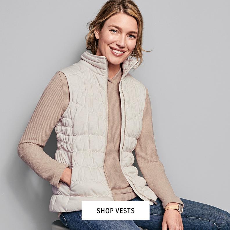 Shop Women's Vest