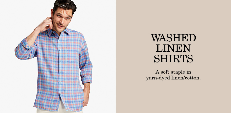 5eb69a8ee50 Men s Perfect Fit Shirts │Johnston   Murphy