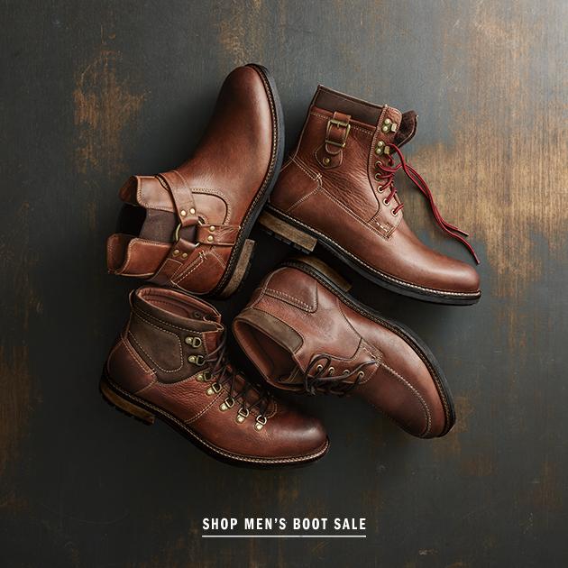 Shop Men's Sale Boots